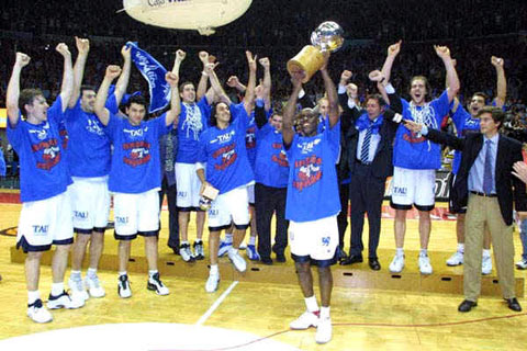CAMPEONES LIGA ACB 2002