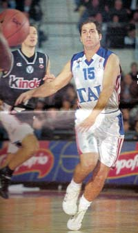 CHRIS CORCHIANI BASKONIA