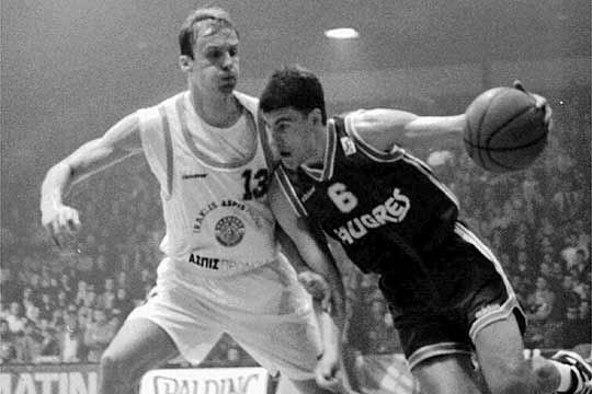 PERASOVIC BASKONIA