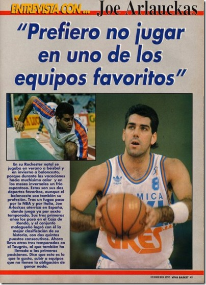 ARLAUCKAS DON BASKET