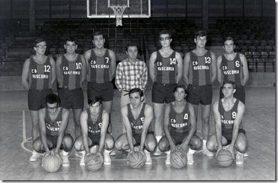 BASKONIA 1970 71