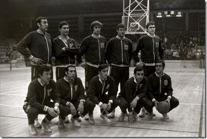 BASKONIA 1973 74