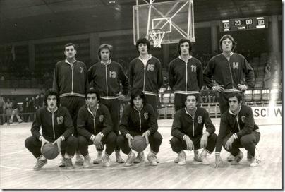 BASKONIA 1974 75