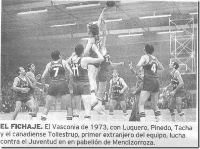 Baskonia-Joventut 1973
