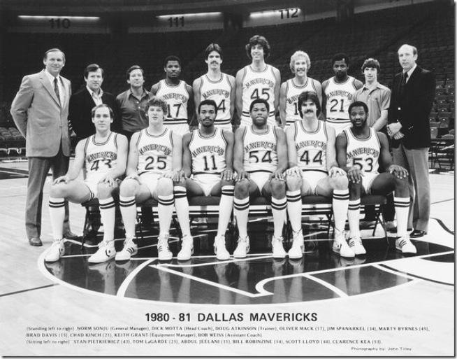 jeelani dallas mavercks 1980