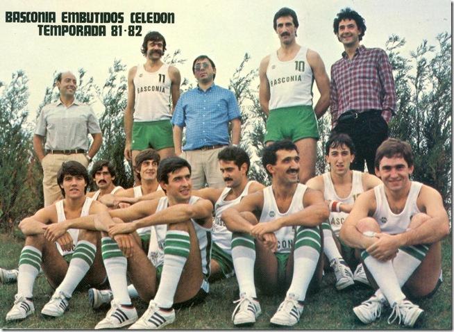 81-82 Foto de Luzuriaga